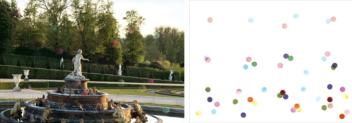Désirella, VERSAILLES, jardin, paysage, promenade, ville d'avray