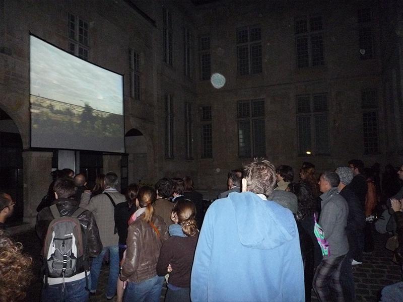 Désirella, nuit blanche, paris, musée Cognacq-Jay, versaille,paysage, jardin